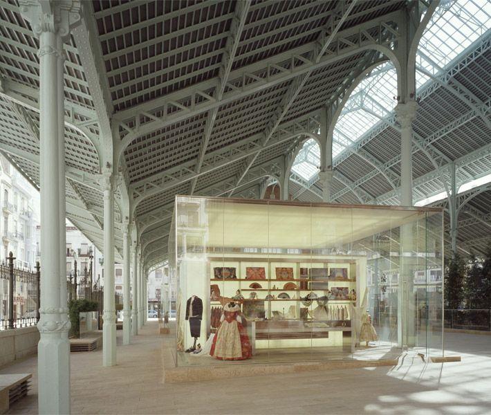 Mercado de Colon | Projects | Simon Dance Design