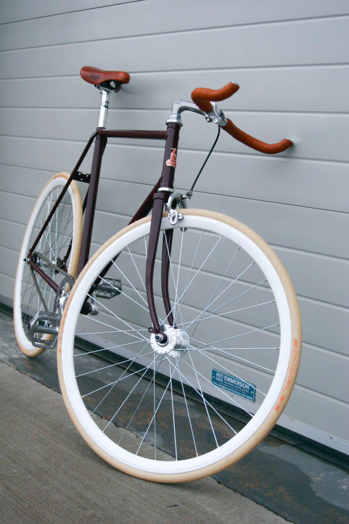 My Fixie I Wish Bicyclette Velo Retro Bicyclettes