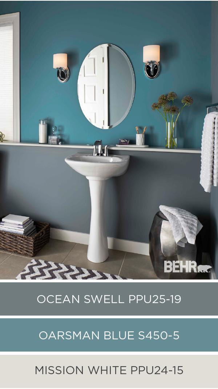 Bathroom Remodelling Choosing A New Shower Stall Diy Fun Blue Accent Walls Bathroom Colors Room Colors