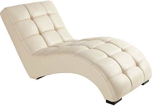 Shop For A Emerald Home Ivory Chaise At Rooms To Go Find Chaises