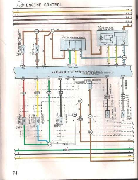 10  Lexus V8 Engine Wiring Diagram