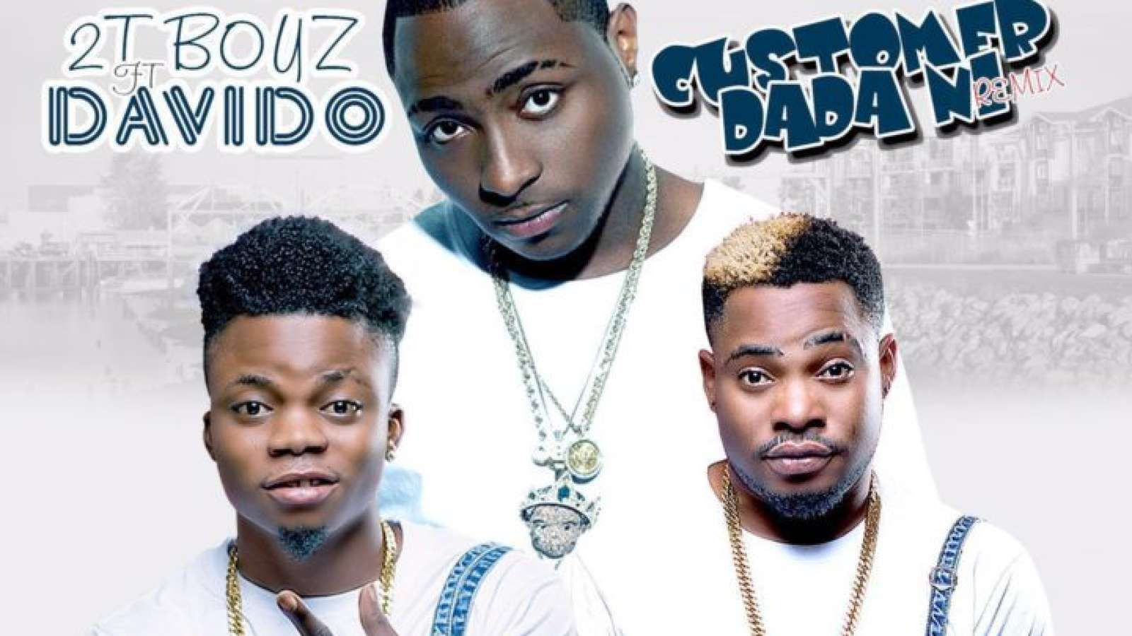 The remix, featuring Davido, has all the attributes of a