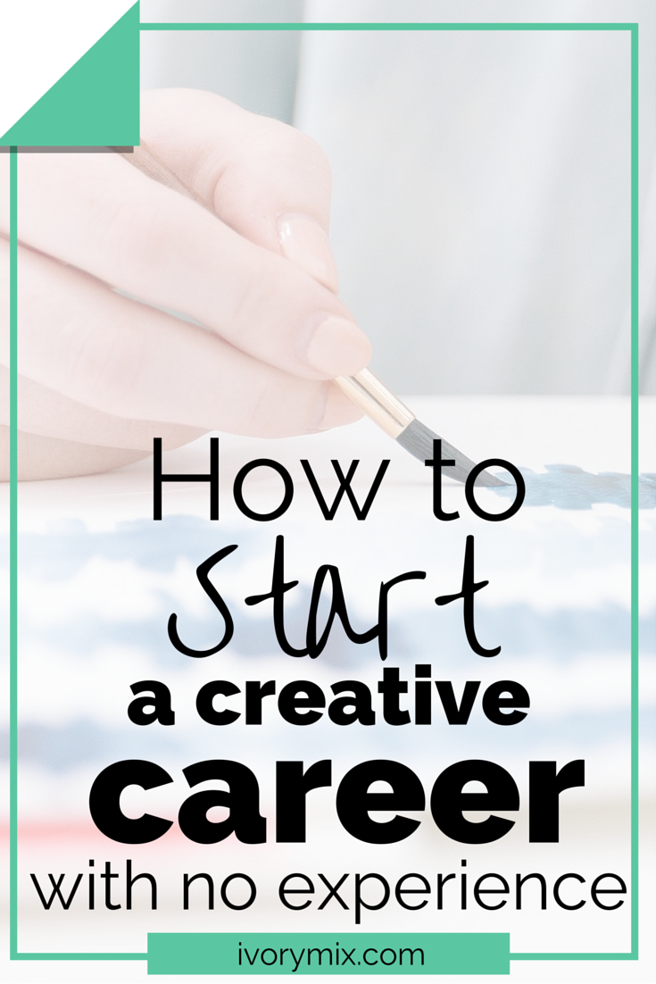 how to start a creative career with no experience 12 month plan Outcomes Based Resume how to start a creative career with no experience
