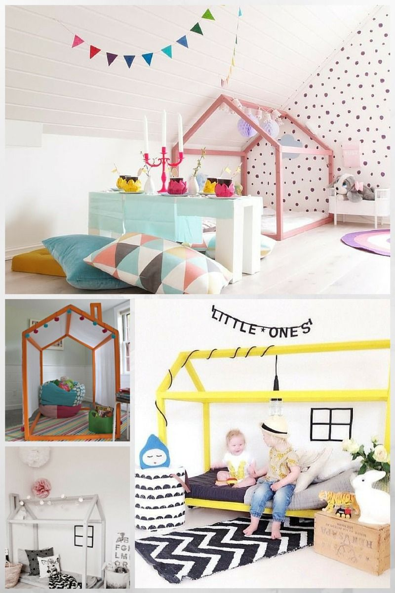 Bild 3 do it yourself kinderbett haus ideen pinterest for Kinderbett ideen