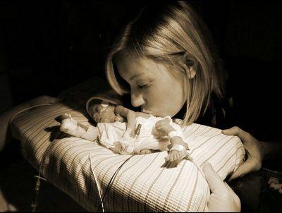 How moms of preemies are choosen