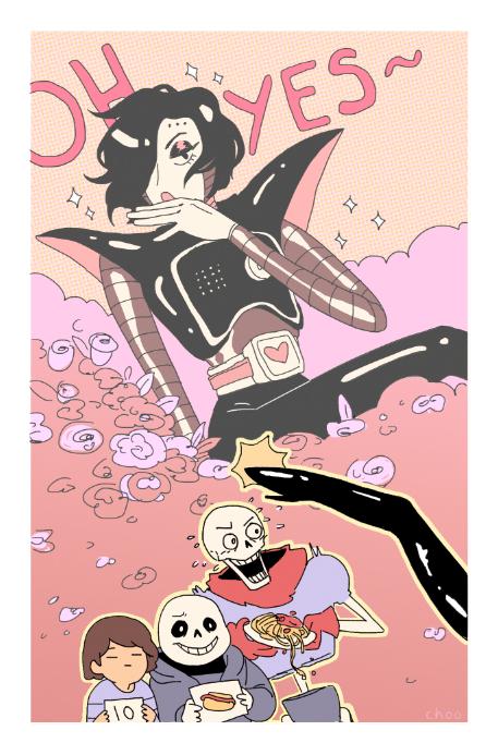 OH~!! by choodraws.tumblr.com