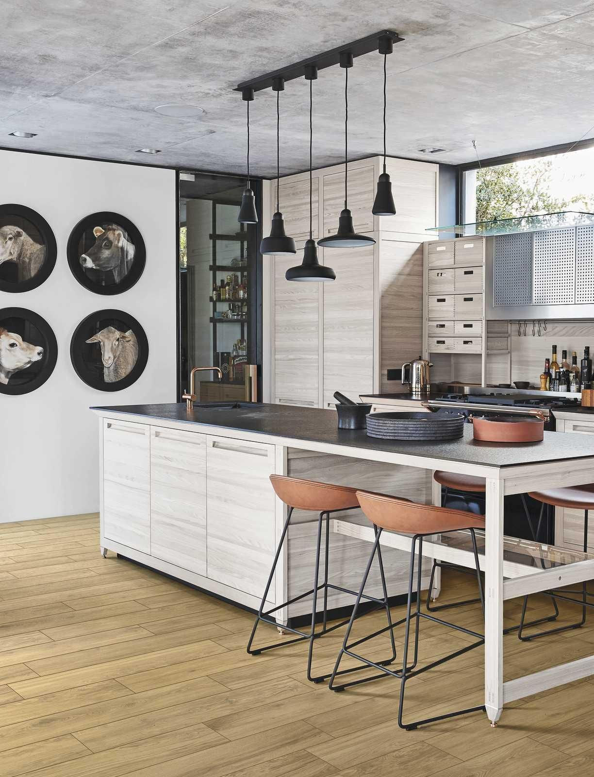 Treverklook - Effetto Legno - Cucina | Chez Rai nel 2019 ...