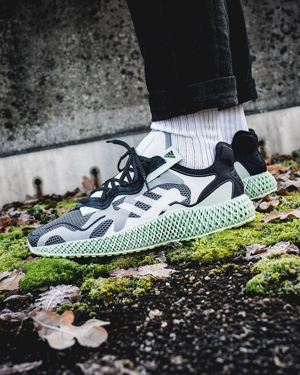 adidas Unveils the Follow Up to the Consortium Runner 4D