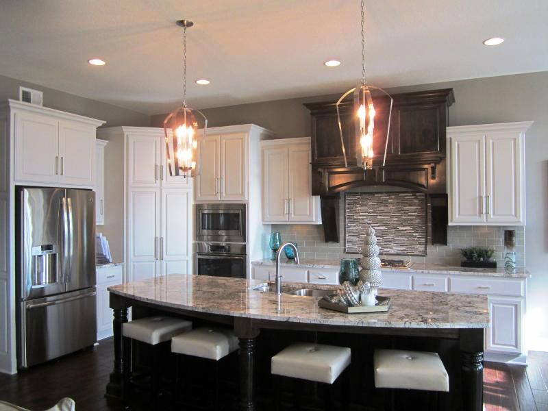 Laurel kitchen: James Engle Custom Homes, LLC - Models   House ...