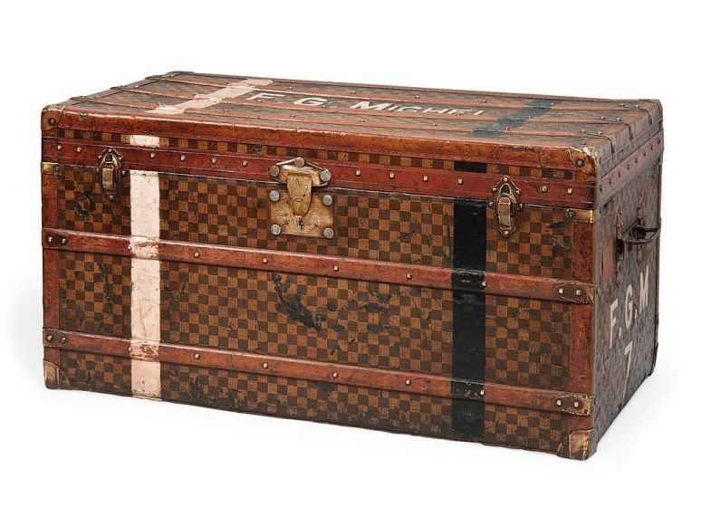 17 Best images about trunks on Pinterest | Vintage luggage ...