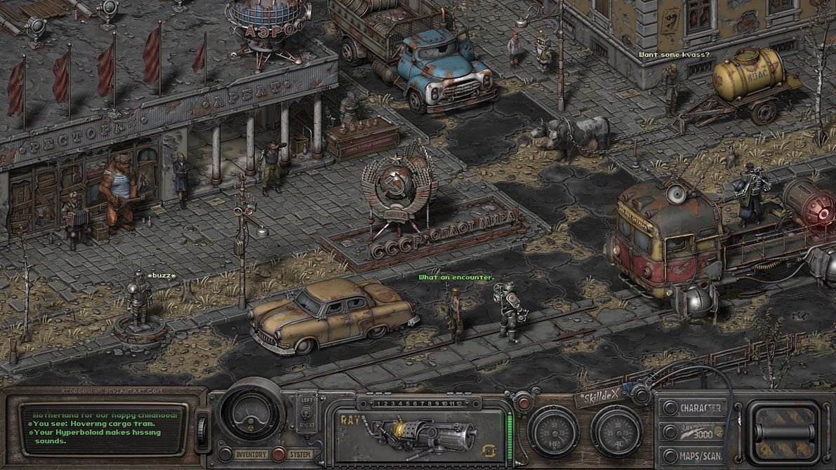 Fallout USSR, part 2 by