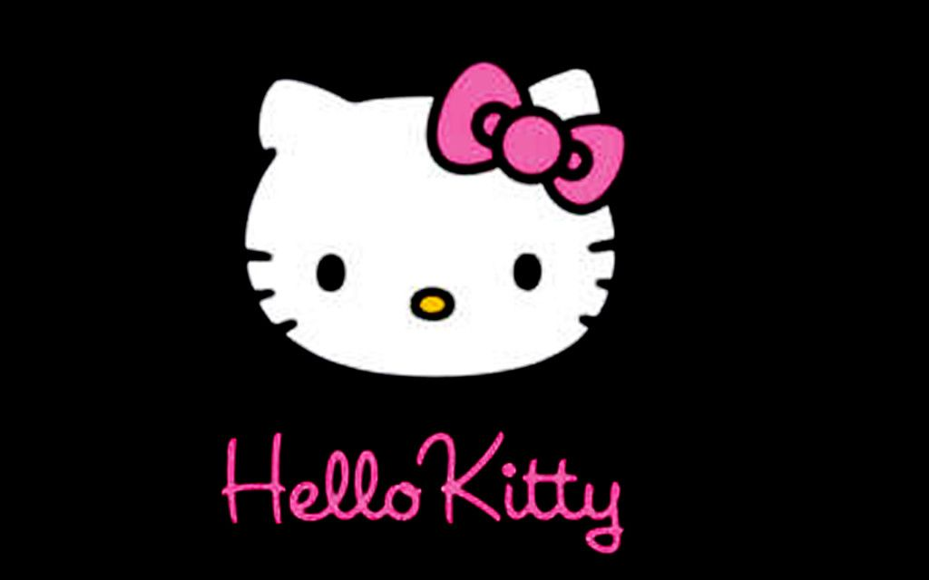 Hello Kitty Black Backgrounds Wallpaper Hello Kitty Black Hello Kitty Pictures Hello Kitty Backgrounds Hello Kitty Wallpaper Hd