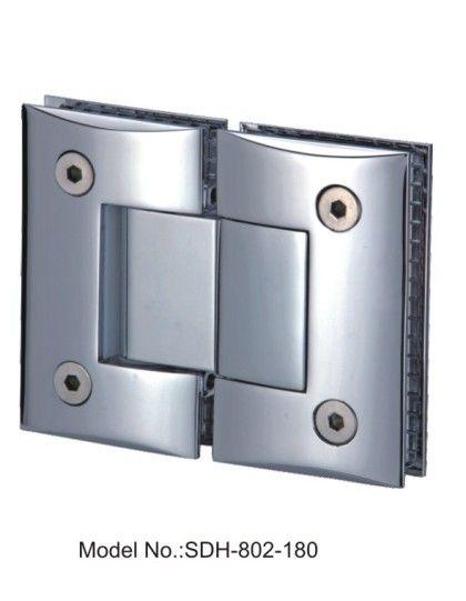 180 degree shower door hinges for frameless shower door for 180 degree door