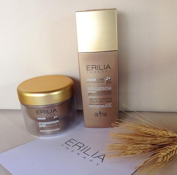blogger news! by +Anthea F  Il duo #ricostruzione  #haircare di Erilia e le sue proprietà e uno speciale sconto per voi su @Creattiva_Prof !  http://www.antheafashion.com/2015/10/duo-hair-care-erilia-therapy.html