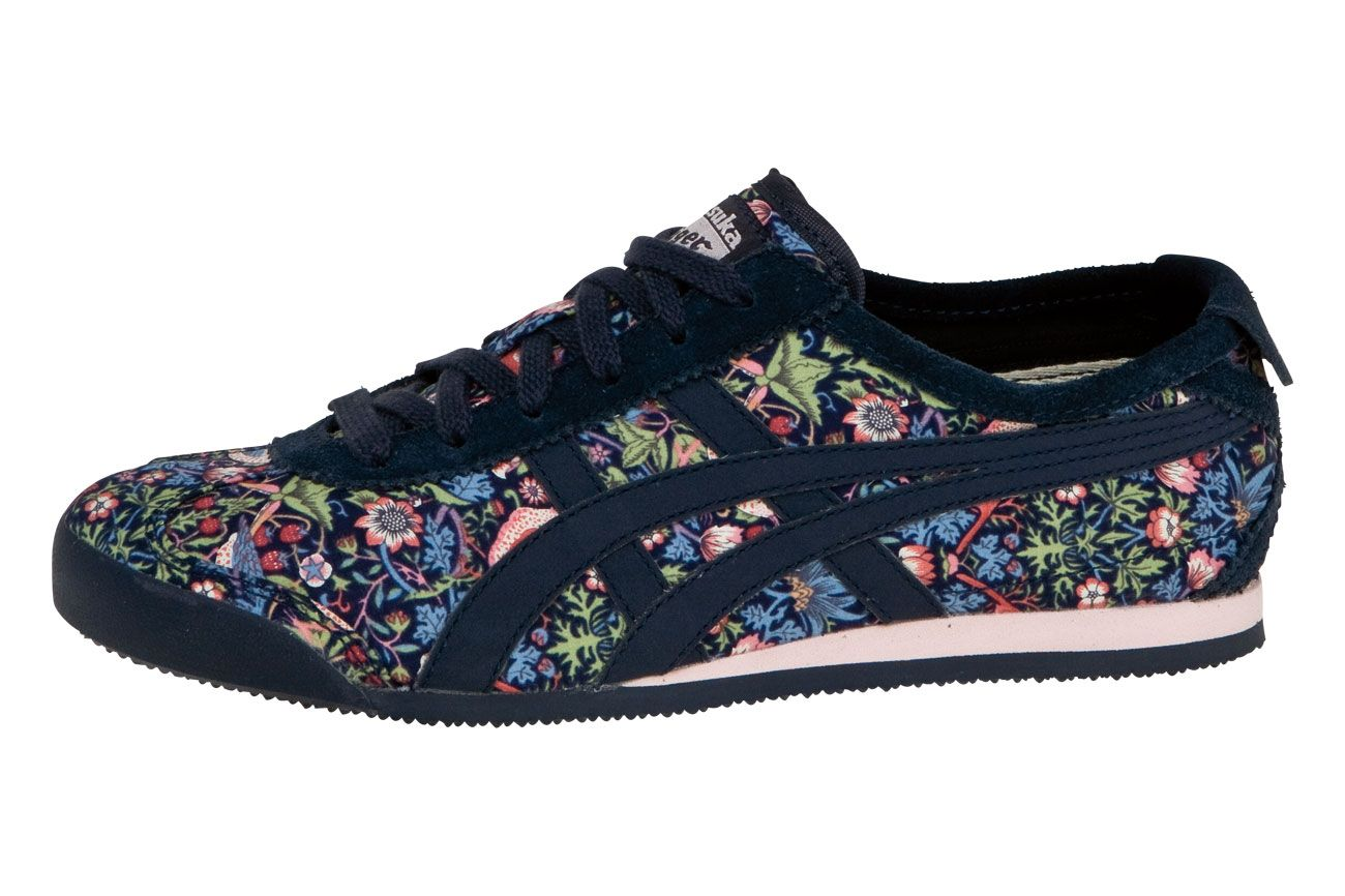 sports shoes 90d25 2a30b Onitsuka Tiger Gets Fun And Floral With Liberty London | For ...