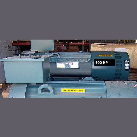 Baldor Electric Motor Supplier Worldwide Used 600 Hp For