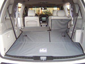 Second Row Bench Seat Cover
