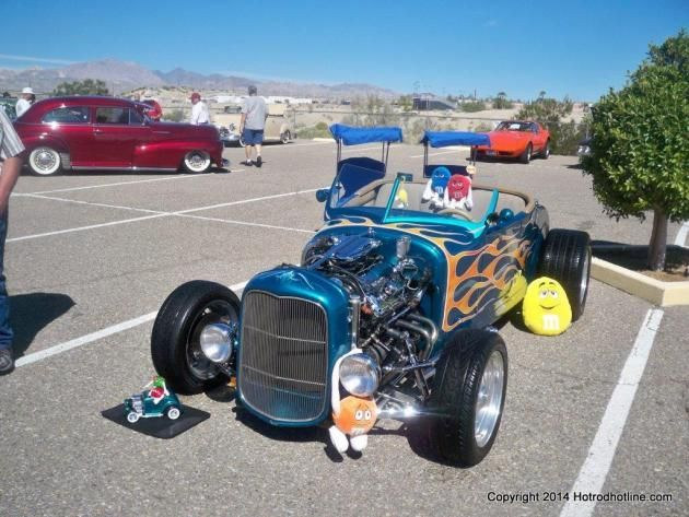 Laughlin NV Car Shows Tropicana And Riverside Casinos Hotrod - Laughlin car show