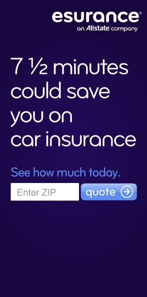Esurance Quote Interesting Esurance Pokes Fun At Geicoi Saw This Ad While On Pandora  The