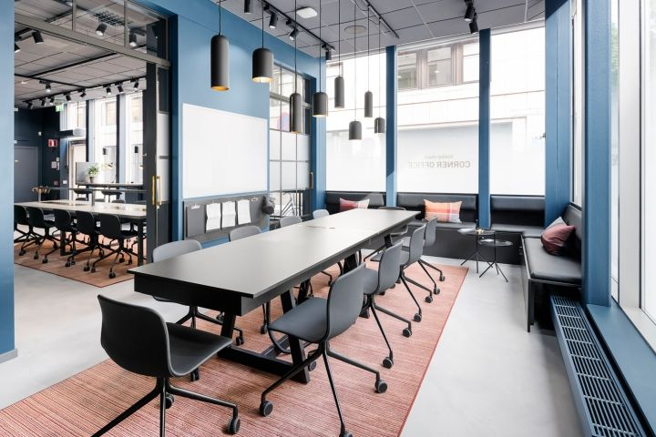 Swedish Match Corner Office By Work The Retail Agency Stockholm Sweden