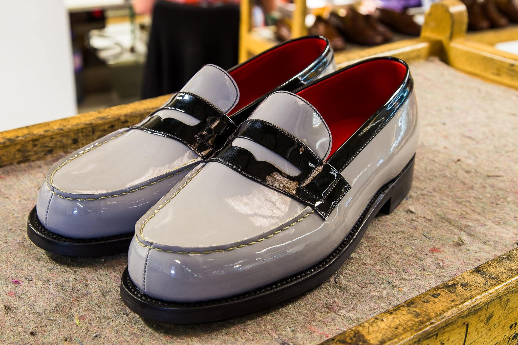 Park Art My WordPress Blog_Black And Silver Dress Shoes