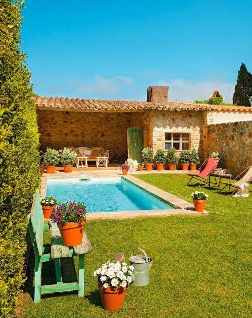 f4051367ee728 casa rústica com piscina