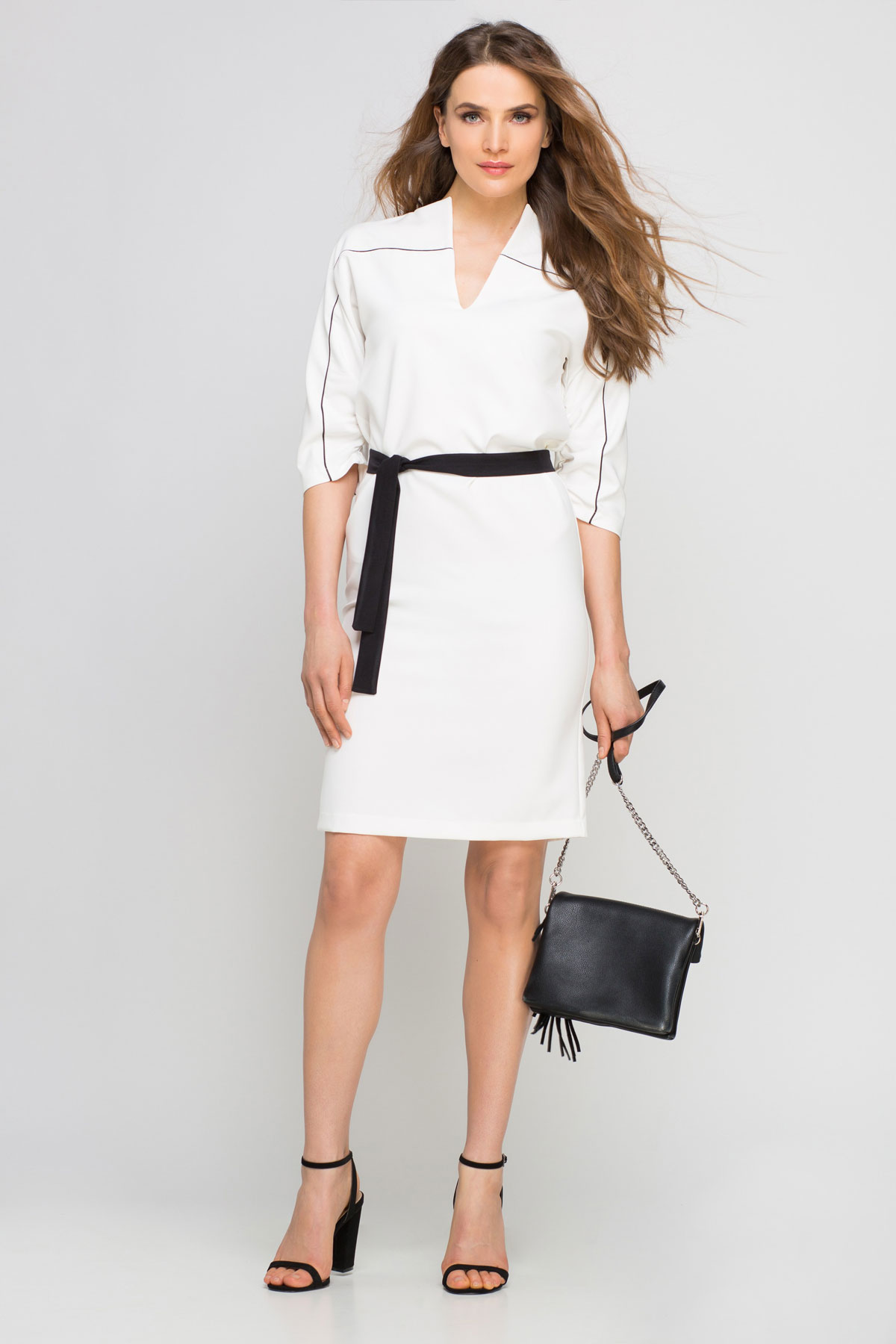 c2e5b2ba207 Quelles chaussures porter avec une robe blanche