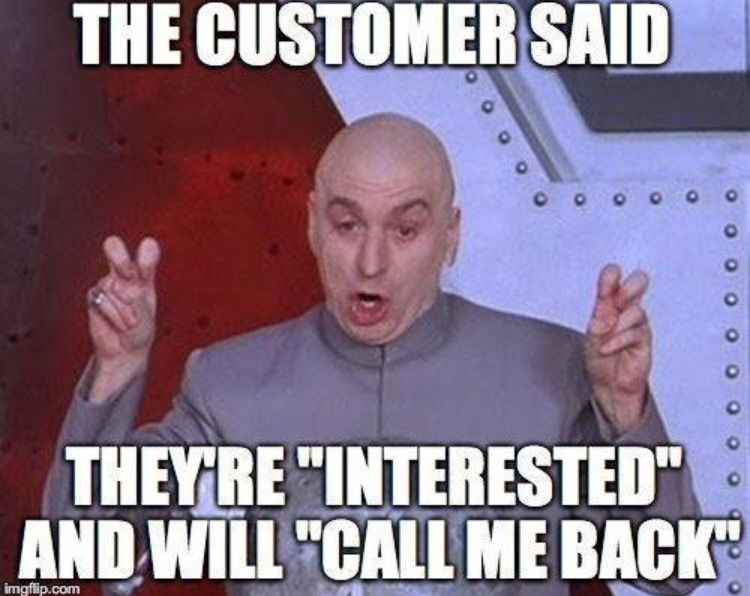 Funny Memes Of Work : Of course they will sales humor memes and work memes