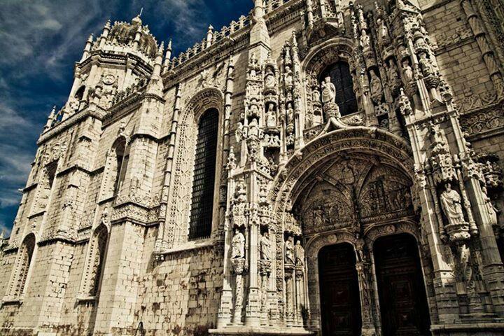Mosteiro dos Jerónimos LISBOA PORTUGAL