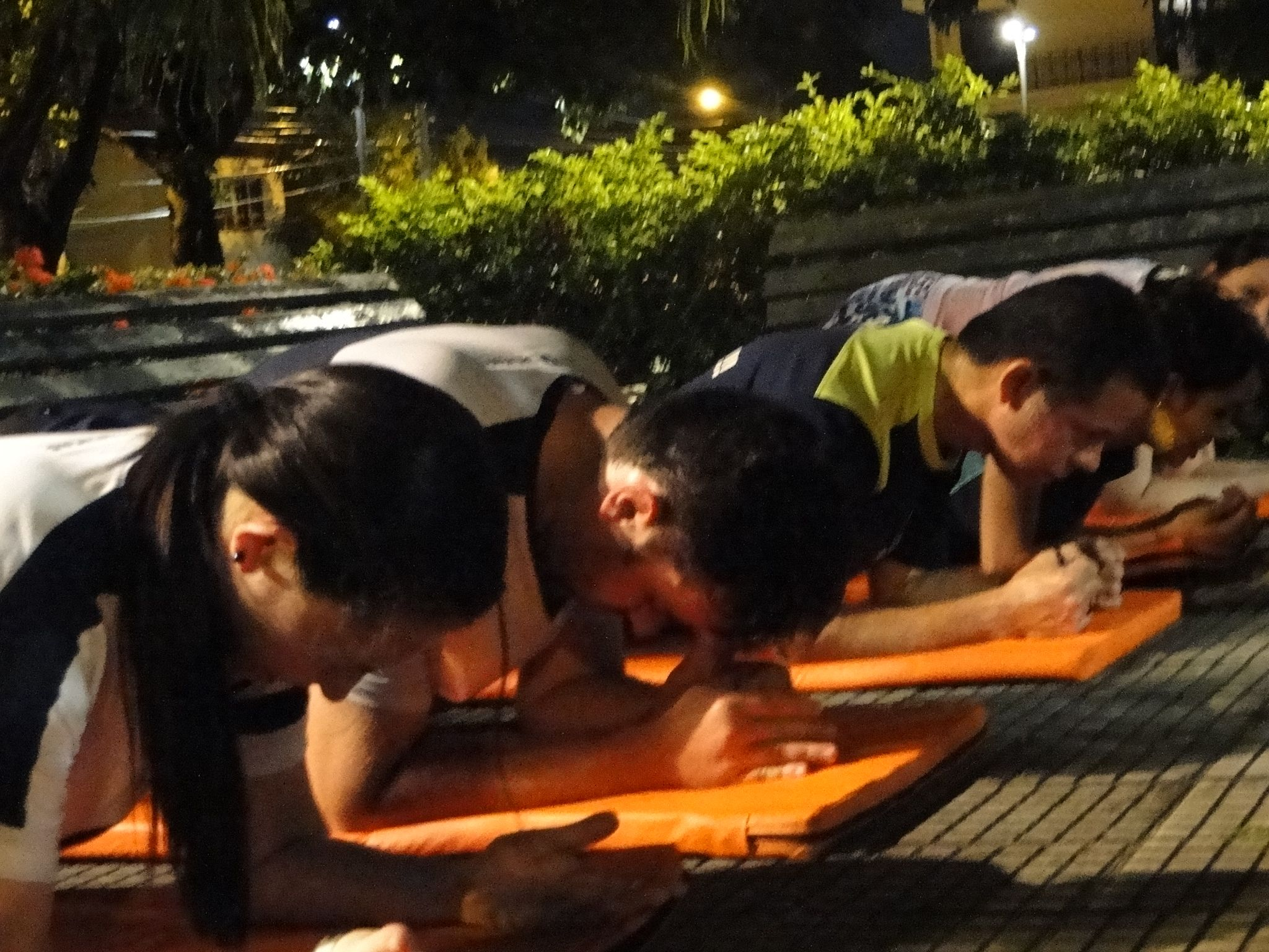 29/05/2015 - Treino preparatório pra 14ª Maratona de Revezamento do PA...