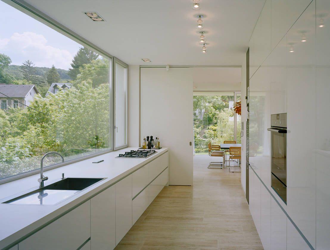 Um Lar Aconchegante E Completo Cozinha Moderna Moderno E Cozinha