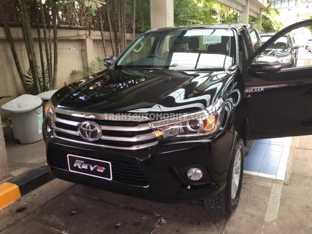 Toyota Hilux/REVO Pick Up Double Cabin 2.8L G RHD 4X4 (to Sale)