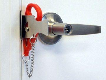 Addalock Portable Door Lock Door Locks Hotel Door Locks Hotel Door