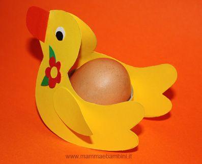 Bambini pasqua ~ Papero portauovo fff pasqua easter and ornament