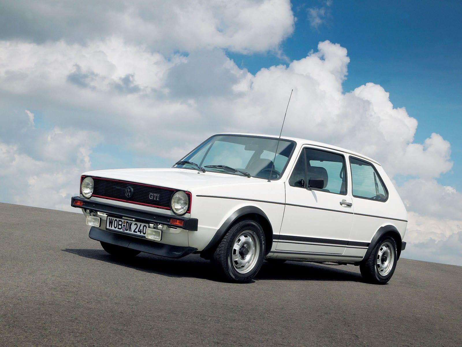 Mk1 Golf Gti The Original And Best Volkswagen Golf Volkswagen Gti Volkswagen Golf Mk1