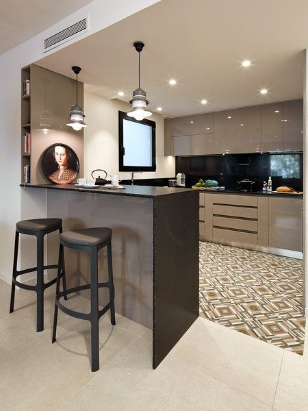Una reforma a la medida. El antes y el después de un piso | Cocinas ...