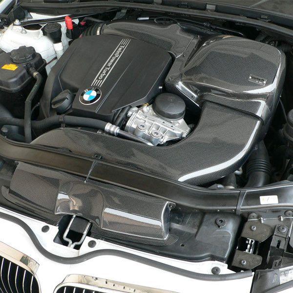 GruppeM Air Intake BMW I E E E And E E - 2011 bmw 335i performance upgrades