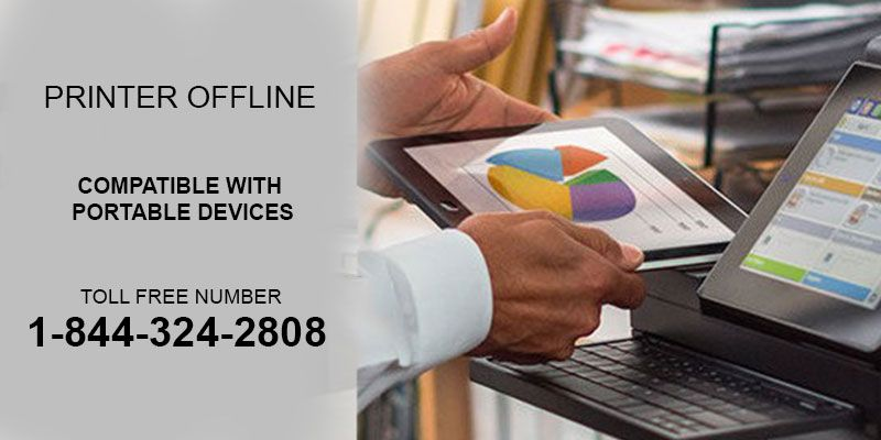 Printer Go Offline Unexpectedly And Don T Know Why Resolve This Issue With Our Printer Support Team On 1 844 324 2808 Printer Offline Support Team