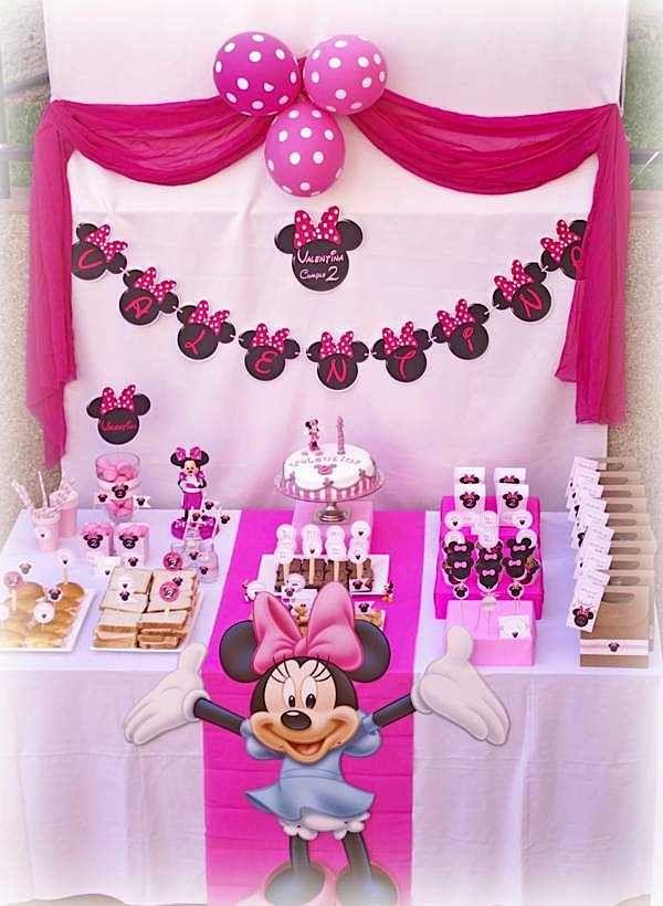 Igp8762 600x820 Minnie Birthday Party Minnie Party Minnie Birthday