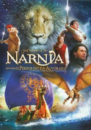 As Cronicas De Narnia A Viagem Do Peregrino Da Alvorada Dublado