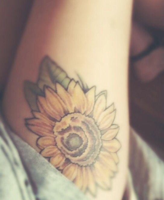 Maybe a daisy??
