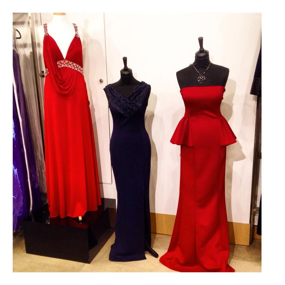 Evening dresses from precious formals jessica wright and the