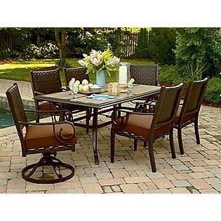 Shelby 7 Pcdining Set Lazboy  $854  House  Pinterest Impressive Lazy Boy Dining Room Sets 2018