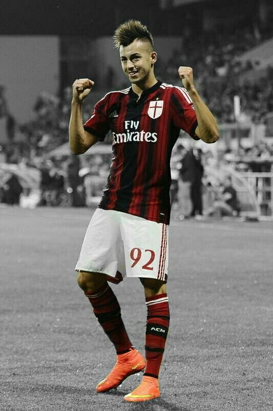 Stephan El Shaarawy America Pinterest Sample resume and - soccer player resume