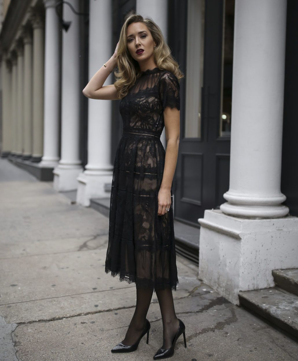 30 Dresses In 30 Days Fall/Winter 2017 Cocktail Wedding
