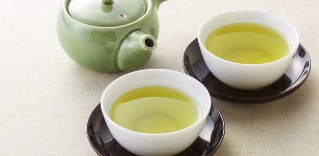Grüner Tee zum Abnehmen vor oder nach dem Essen