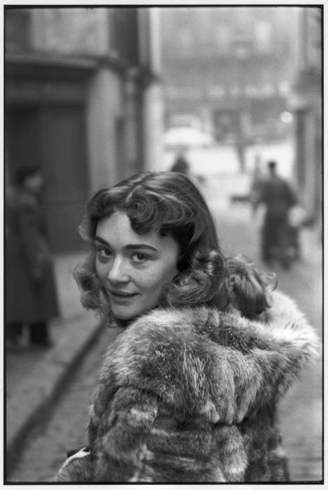 France 1950 Danielle Delorme