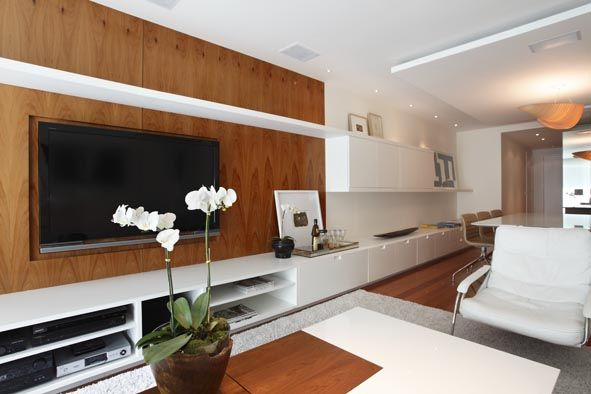 Apartamento IKA | Projeto: Yamagata Arquitetura | Fotos: MCA Studio