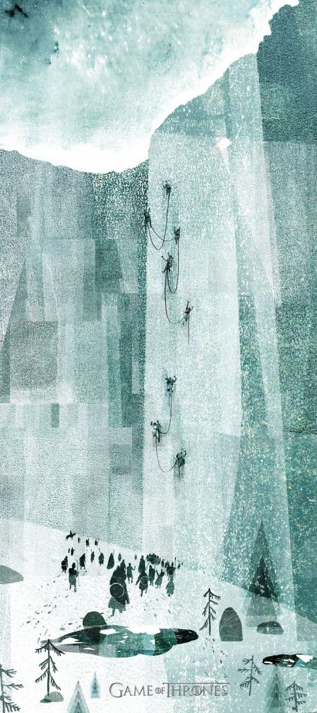 The Wall Awesome Minimalist Poster By Maya