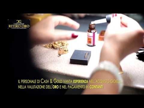 Acquisto oro usato - Genova - Cash & Gold